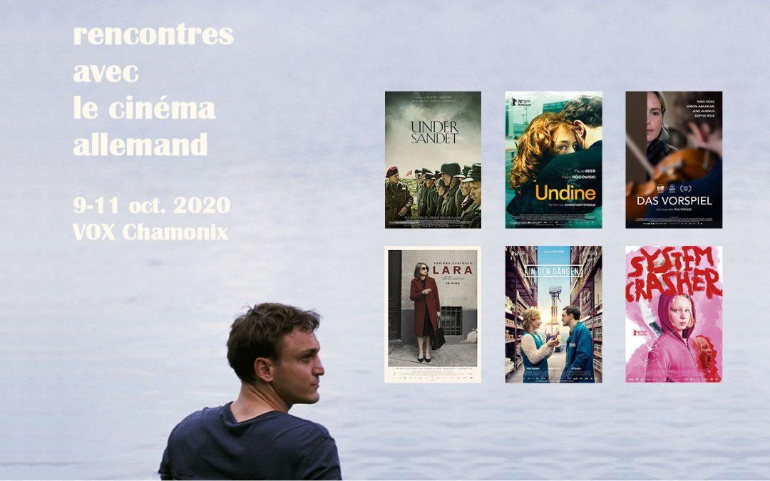 Rencontres avec le Cinéma Allemand