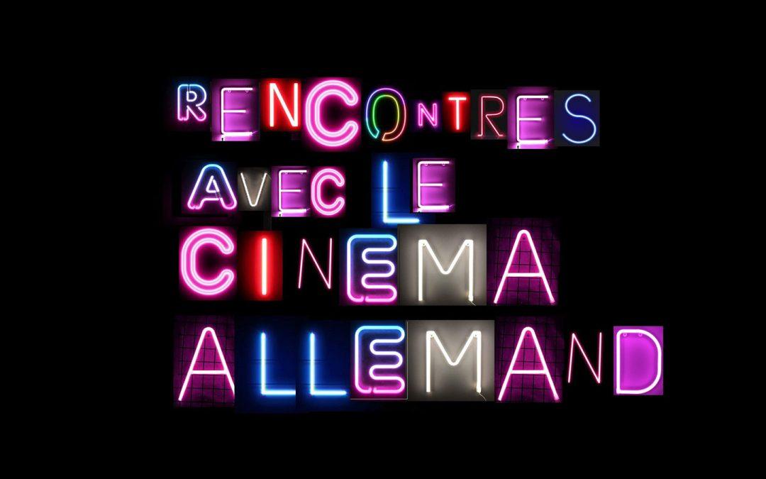 Rencontres avec le Cinéma Allemand (plusieurs dates)