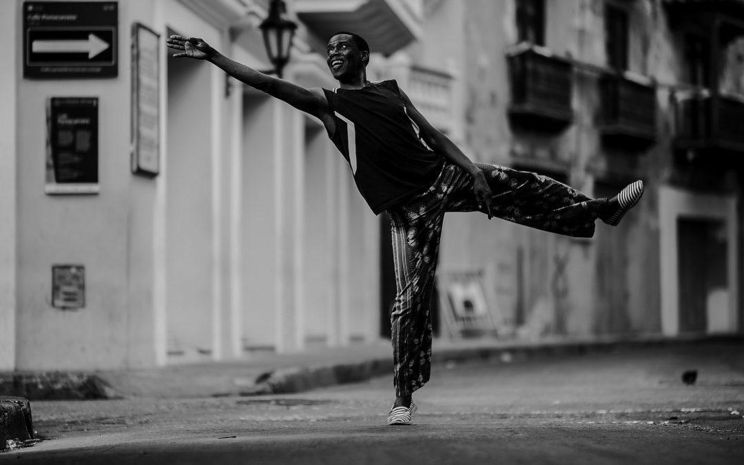 De la danse moderne à la danse contemporaine